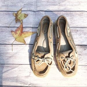 Woman's Sperry Boat Shoes